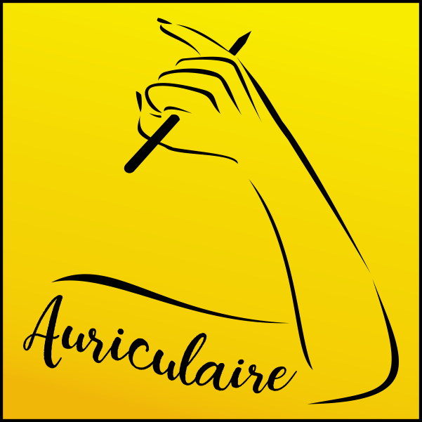 Auriculaire le podcast logo